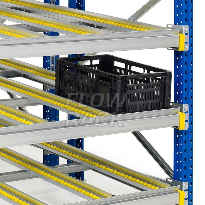 Doorrolframes CBL-versie palletstelling enkeldiep