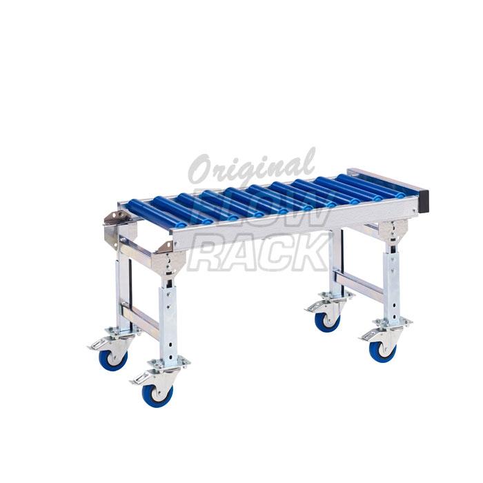 H-steun rollenbaan heavy-duty